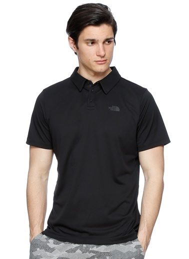 The North Face The North Face NF0A2WAZJK31 M Tanken Polo T-Shirt Siyah